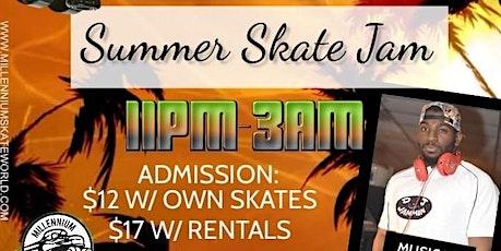Summer JAM Adult Skate tickets
