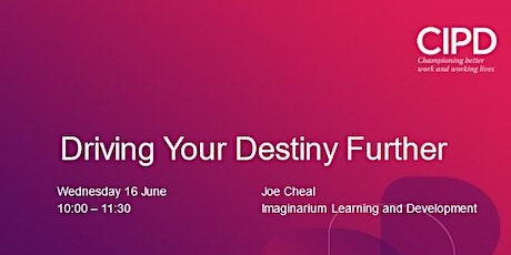 Driving Your Destiny Further tickets
