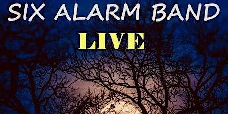 Six Alarm Band tickets