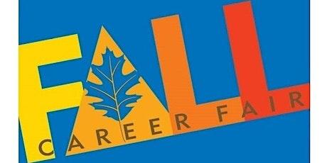 SacJobs Fall Career Fair tickets