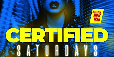 Ny best party certified Saturdays at katra tickets