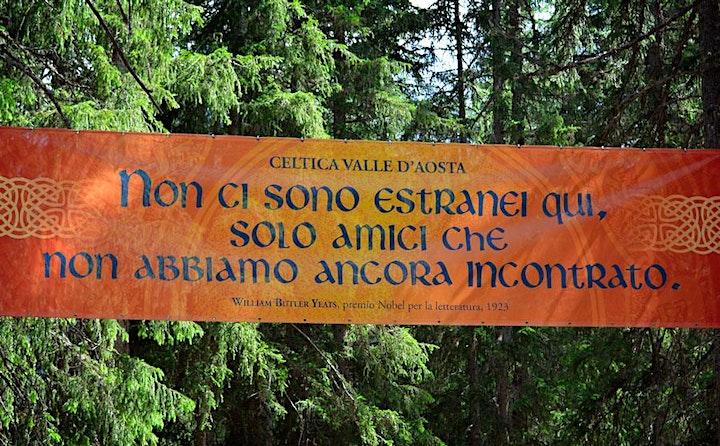 Immagine SCINTILLE - 25° EDIZIONE CELTICA Valle d'Aosta