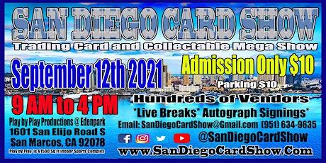 San Diego Card Show tickets