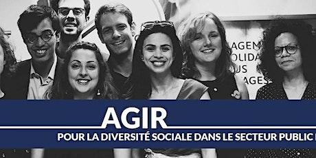 """Webinaire """"prépa talents"""" métiers et concours de la territoriale biglietti"""