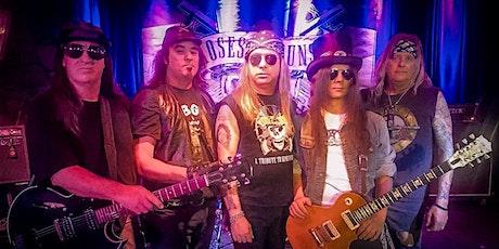 Roses n Guns (Guns n Roses Tribute) LIVE inside Retro Junkie Bar tickets