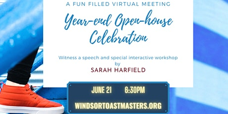 Year-End Open House Celebration tickets