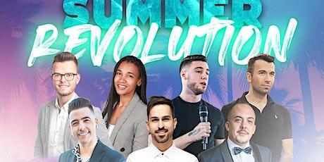 Summer Revolution entradas
