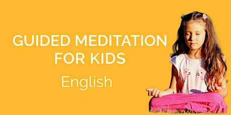 Kids Meditation - International Yoga Day tickets