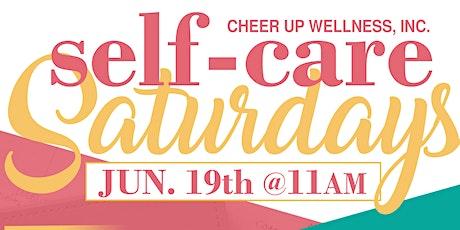 Self-Care Saturday (Mindfulness through Journaling) biglietti