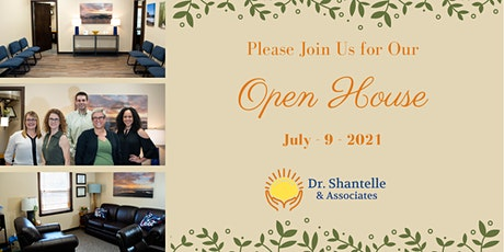 Dr. Shantelle and Associates Open House tickets