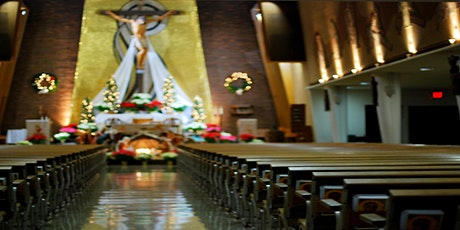 La Santa Misa - Domingo, 1 PM tickets
