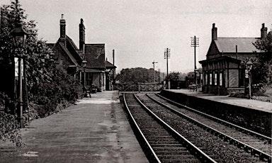 Leicestershire Railways online talk tickets