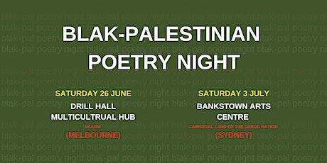 Blak-Palestinian Poetry Night | Melbourne tickets