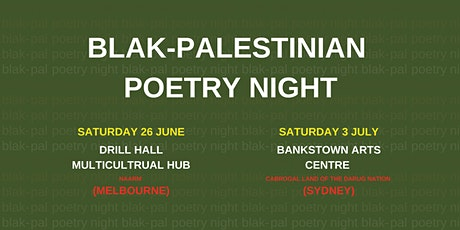 Blak-Palestinian Poetry Night | Sydney tickets