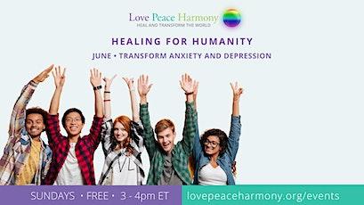 Love Peace Harmony Healing for Humanity tickets