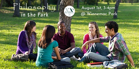 Philosophy in the Park tickets
