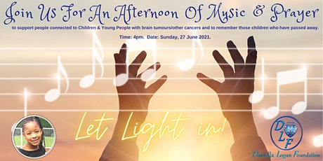 Let Light In - An Afternoon of Music & Prayer tickets