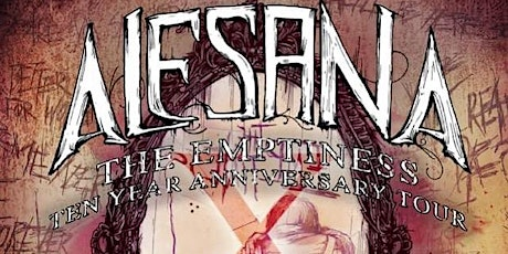 Alesana with picturesque and more tickets