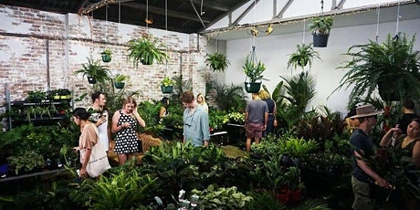 Sydney - Huge Indoor Plant Warehouse Sale- Winter Wonderland tickets