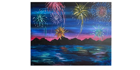 """Night of Fireworks"" - Saturday July 3rd, 7:00PM, $30 tickets"