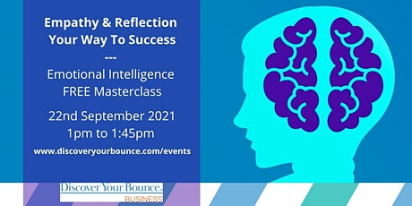 Empathy and Reflection: Your Way to Success tickets