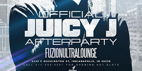 6/26 JUICY J. LIVE AT FUZION | OFFICIAL CONCERT AFTERPARTY tickets