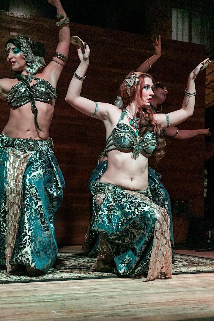 Shunyata Fusion Dance Featuring Aditi and Special Guests image