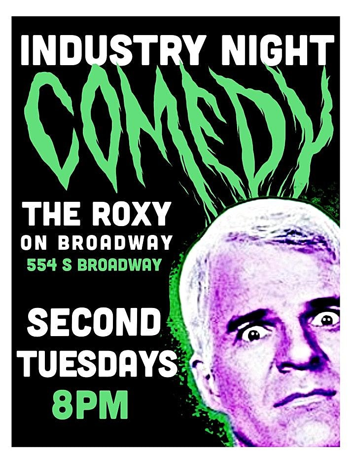 Industry Night Comedy image