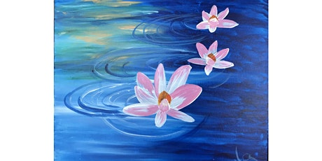 """Mimosa Class: """"Lotus Flowers"""" Sunday July 11th, 12:30PM $25 tickets"""