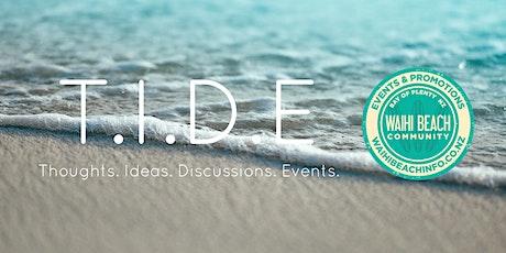 TIDE Waihi Beach // Business Social - June 2021 tickets