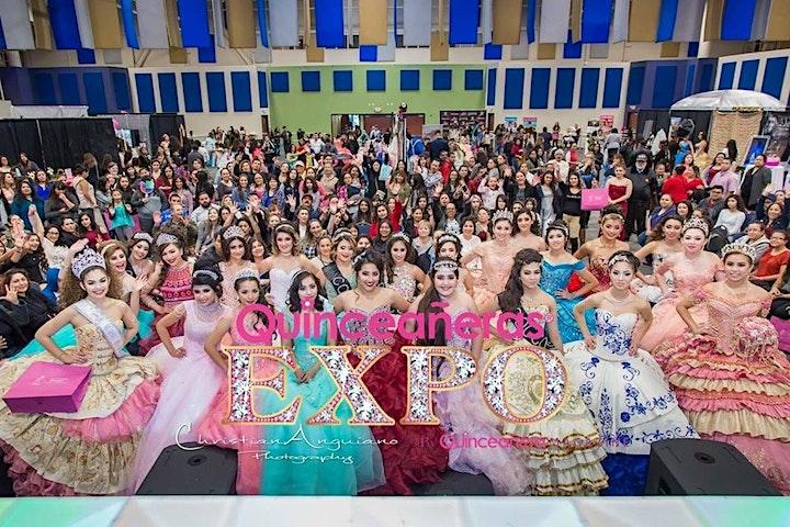 QUINCEAÑERAS EXPO 2021 image