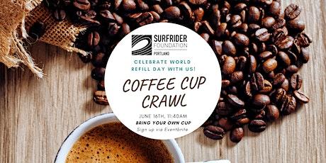 Coffee Cup Crawl in Portland tickets
