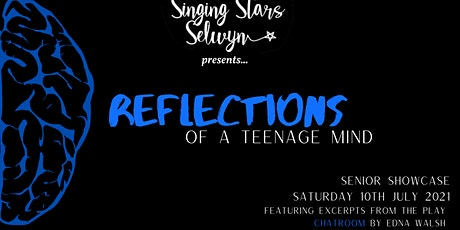 Reflections of the Teenage Mind tickets