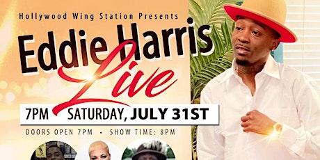 Eddie Harris Performing Live tickets