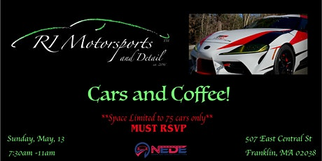 Cars and Coffee! tickets