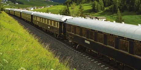 Virtual Tour and Murder Mystery on the Orient Express tickets