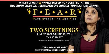MOVIE SCREENING - FEAR tickets