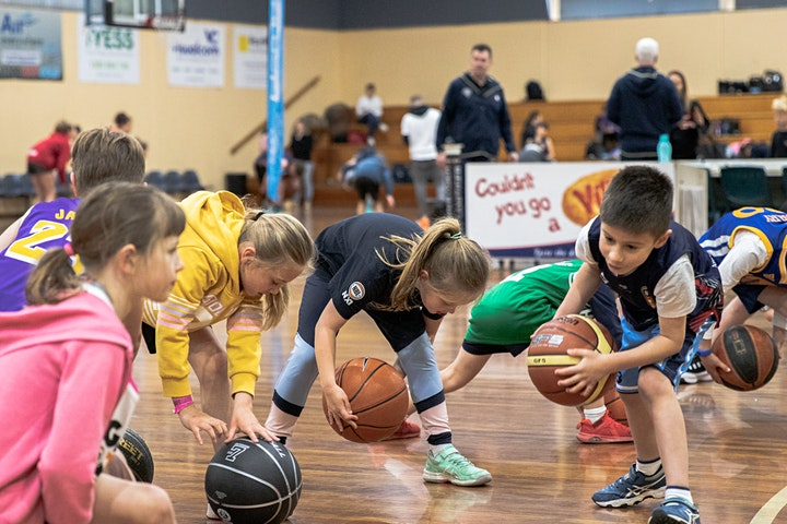 Week 2  Sept/Oct School Holiday Training Clinic hosted by Maher and Ninnis image