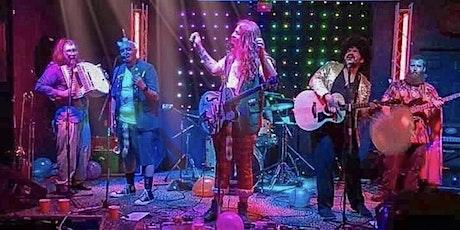 Sabertooth Unicorn LIVE in the Retro Junkie Beer Garden tickets