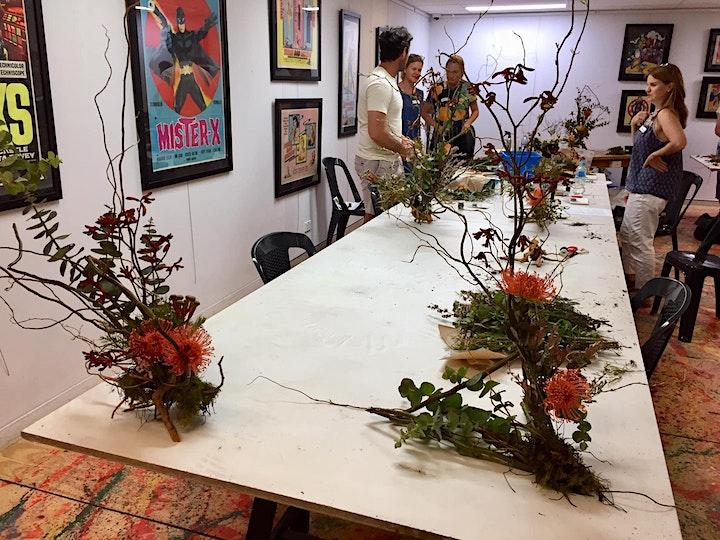 Ikebana workshop image