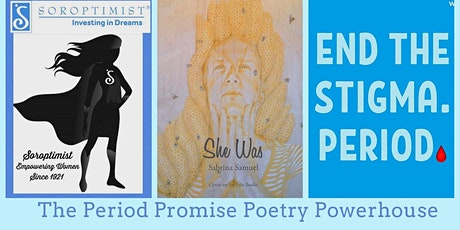 The Period Promise Poetry Powerhouse tickets