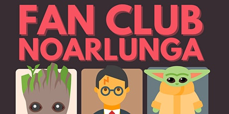 Fan Club Noarlunga: Harry Potter tickets