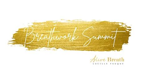 Summer solstice breathwork billets