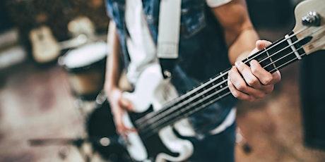 Bass Guitar Step One tickets