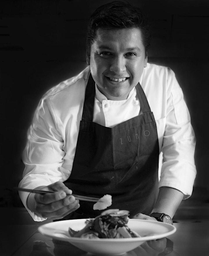 ZUMO & CAVA MACIEL  FOOD & WINE PAIRING image