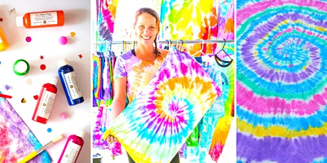 Free Tie Dye Workshop tickets