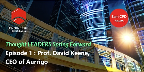 EA UK Thought LEADERS Spring Forward Series tickets