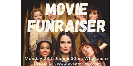 Movie Fundraiser - Misbehaviour tickets