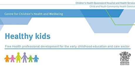Healthy Kids-3-KINGAROY:  Trauma-informed framework for early childhood tickets