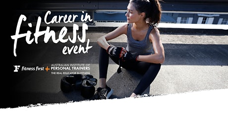 Fitness First North Strathfield Career Event tickets